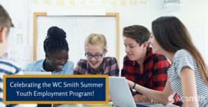 WC Smith 50th Anniversary Blog Post SYEP