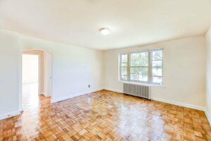 Randle Circle Living Space