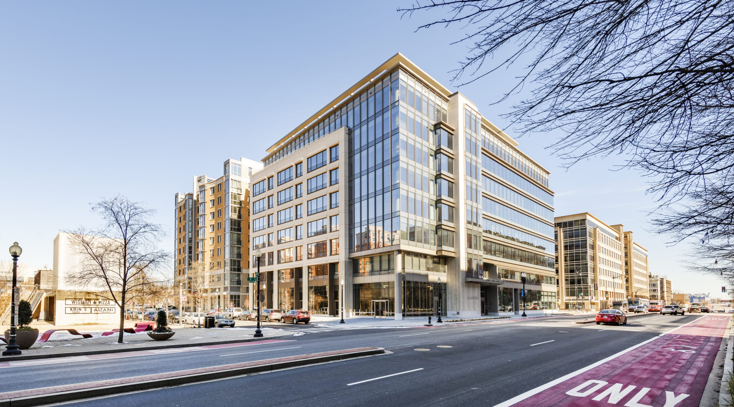 WC Smith Opens 250 M Street SE, New HQ for DC Dept. of Transportation