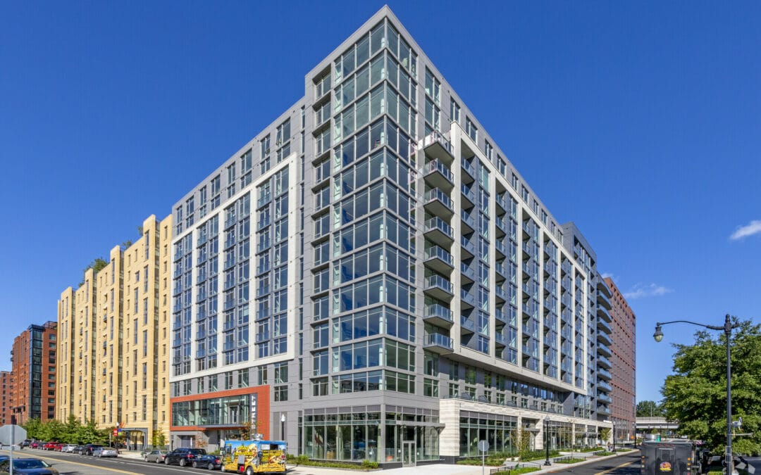 """The Garrett Wins Best Lease-Up Pace Award, Completing """"Trifecta"""" for The Collective"""