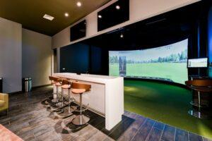 Agora-Golf-Simulator-Washington-DC-Apartment-Rental