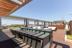 Agora-Rooftop-Grilling-Station-Washington-DC-Apartment-Rental