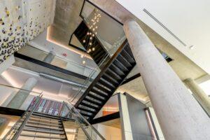 Agora-Staircase-Washington-DC-Apartment-Rental