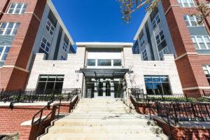 Archer-Park-Apartments-Washington-DC-SE-Building-Entrance