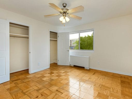 Chillum Place-NE-DC-Apartments-Bedroom-Closet Space