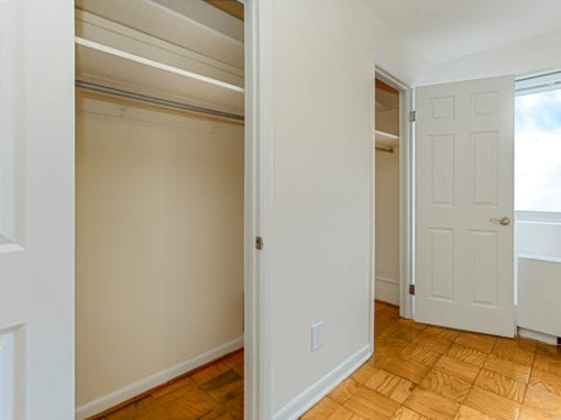 Chillum Place-NE-DC-Apartments-Closet