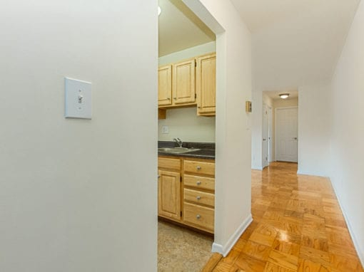 Chillum Place-NE-DC-Apartments-Interior-Kitchen-Hall