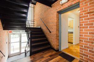 Chillum Place-NE-DC-Apartments-Stairwell