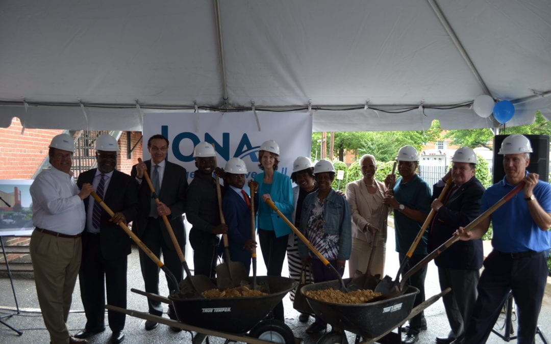 WC Smith Joins Iona Senior Services at Groundbreaking for Ward 8 Location