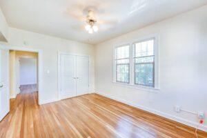 Frontenac-Bedroom-Closet-Doors-Ceiling-Fan-Washington-DC-Apartment-Rental