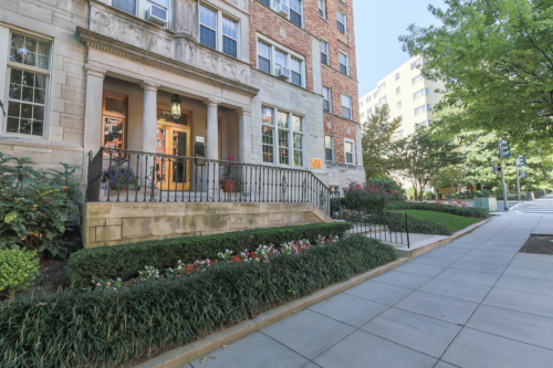 Frontenac-Exterior-Entrance-Washington-DC-Apartment-Rental