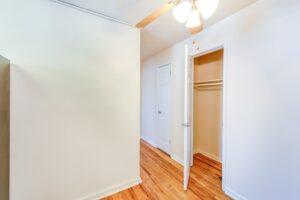 Garden-Village-Hallway-Closet-Washington-DC-Affordable-Apartment-Rental