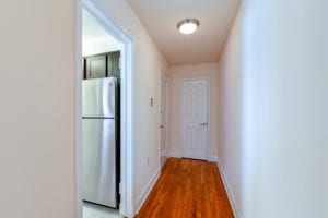 Hillside-Terrace-Hallway-Bathroom-Bedroom-Doors-Washington-DC-Apartment-Rental