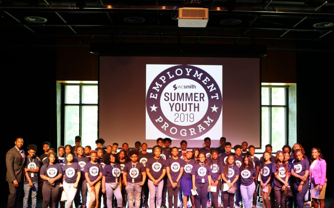 DC Political, Legal and Music Leaders Help Kick Off 27th Summer Youth Employment Program