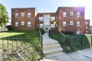 Richman-Apartments-Affordable-SE-DC- Buildig-Walk-up
