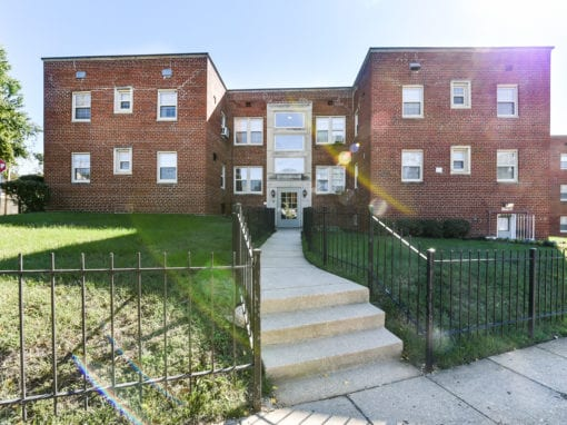 Richman-Apartments-Affordable-SE-DC- Buildig-Walk-up