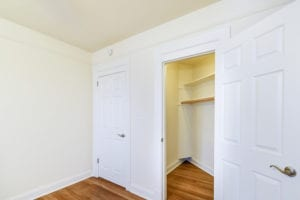 Wakefield-Hall-Bedroom-Closet-Washington-DC-Apartment-Rental