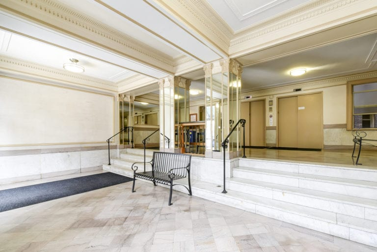 Wakefield-Hall-Lobby-Stairs-Washington-DC-Apartment-Rental