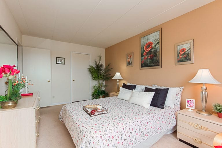 WashingtonView-SoutheastDCRentals-Master-Bedroom