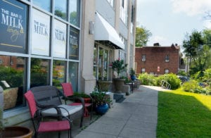 Brightwood-Takoma-Neighborhood-Northwest-Washington-DC-Milk-&-Honey-Restaurant-Bar