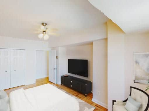 Hilltop-House-Apartments-Columbia-Heights-DC-Bedroom-Bright-Closet-View