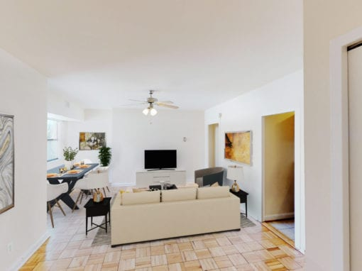 Hilltop-House-Apartments-Columbia-Heights-DC-Living-room-Dining-room-Furnished