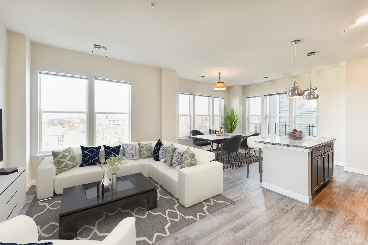 City View Apartments In Washington DC | WC Smith