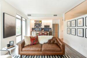 garrett-at-the-collective-one-bedroom-livingroom-kitchen