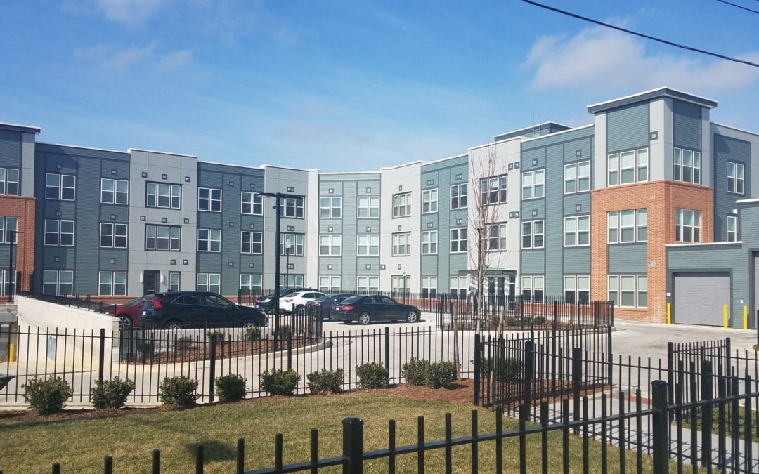 City View Apartments Awarded LEED® Gold Certification