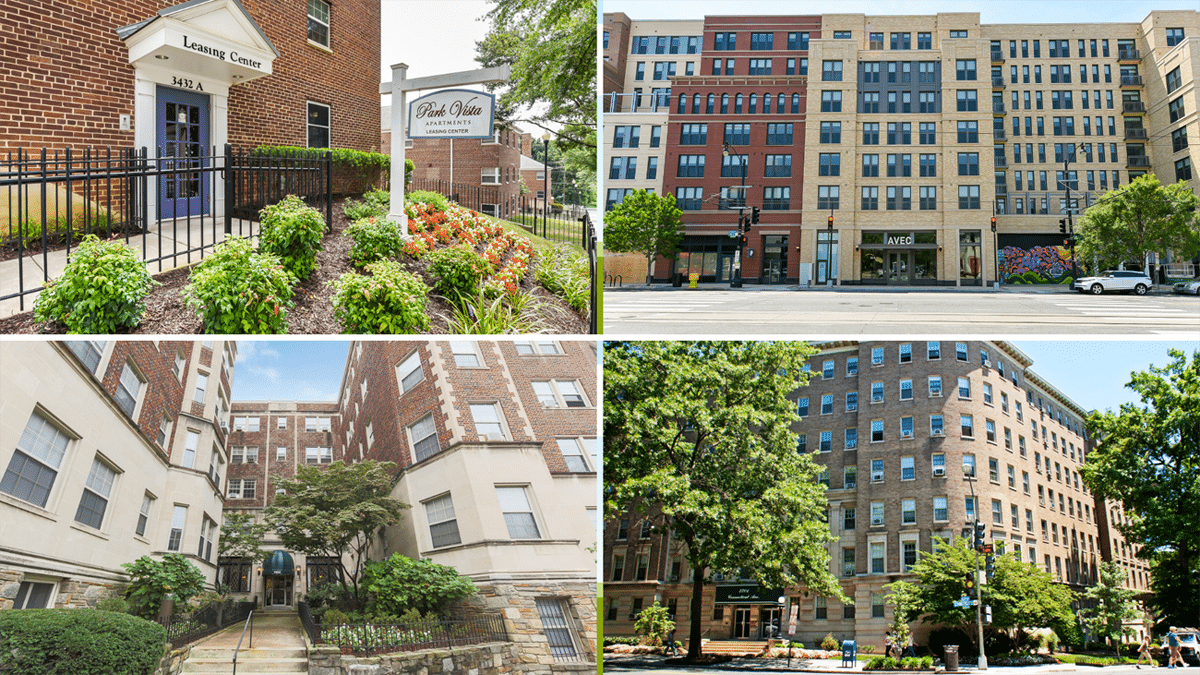 "Four WC Smith Properties Earn ""Elite 1%"" Rankings"