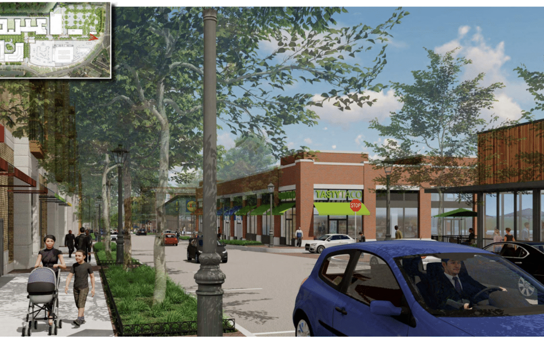 Five New Restaurants to Open at Skyland Town Center