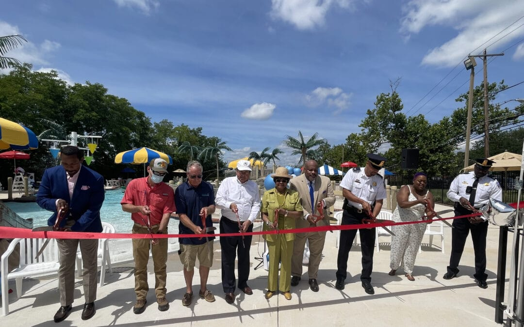 WC Smith Celebrates 25th Anniversary and Reopening of Splash Park at Villages of Parklands